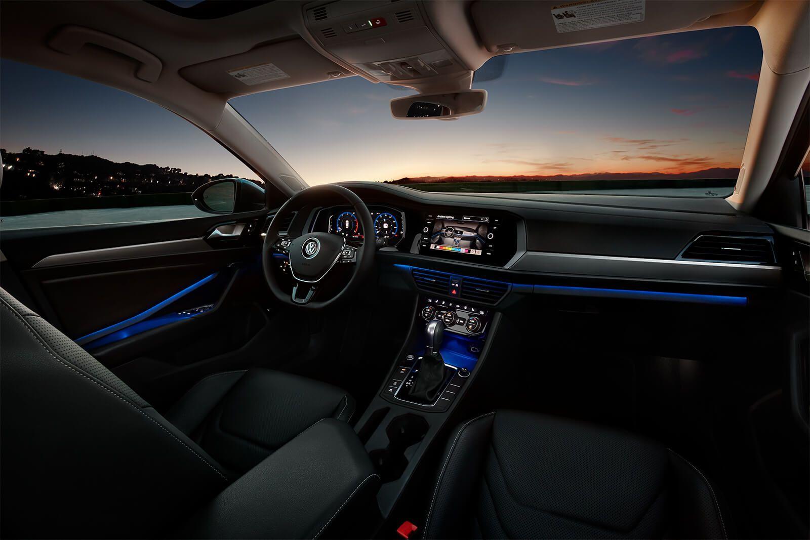 Инновационные технологии VW