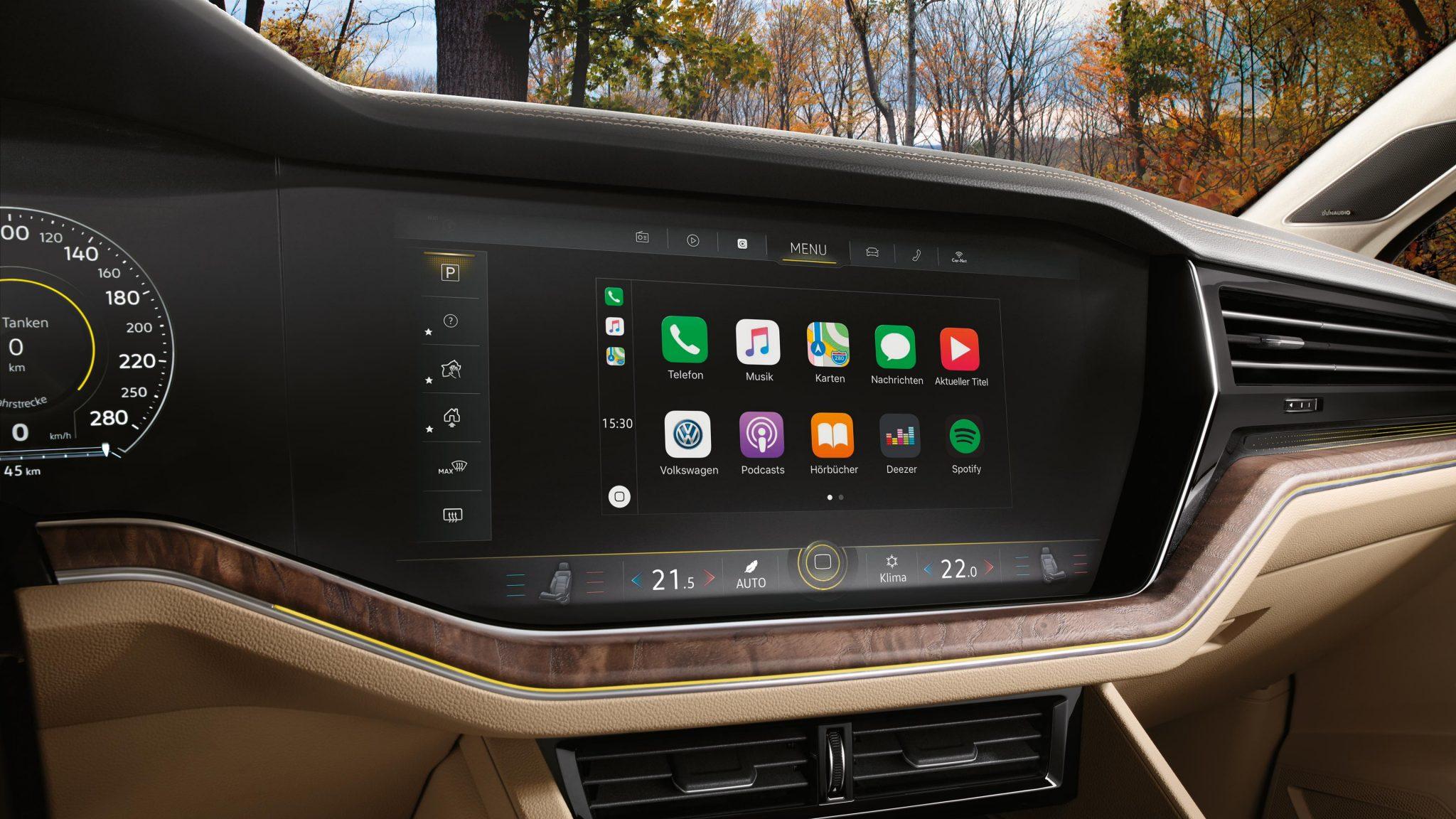 Innovision Cockpit – цифровая приборная панель