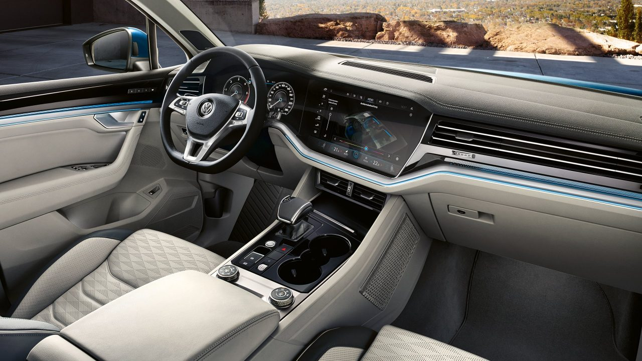Стилевое направление Elegance VW Touareg