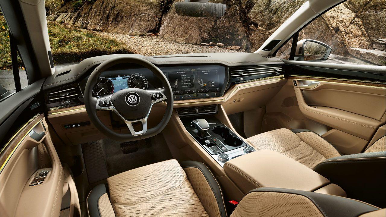 Стилевое направление Atmosphere VW Touareg